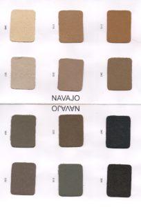 Cartella colori della pelle tipo nappa pagina 5